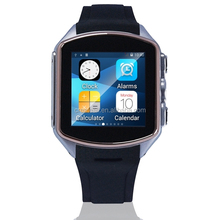 Factory price MTK6572 dual core 512M RAM 4G ROM WIFI GPS 3G Android smart watch phone/BT4.0 GPS customized phone