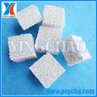 Excellent Corrosion Resistance Alumina Ceramic Foam Filter