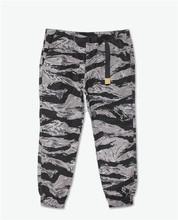 fashionable military bdu camouflage tiger stripe uniform printing camouflage clothing