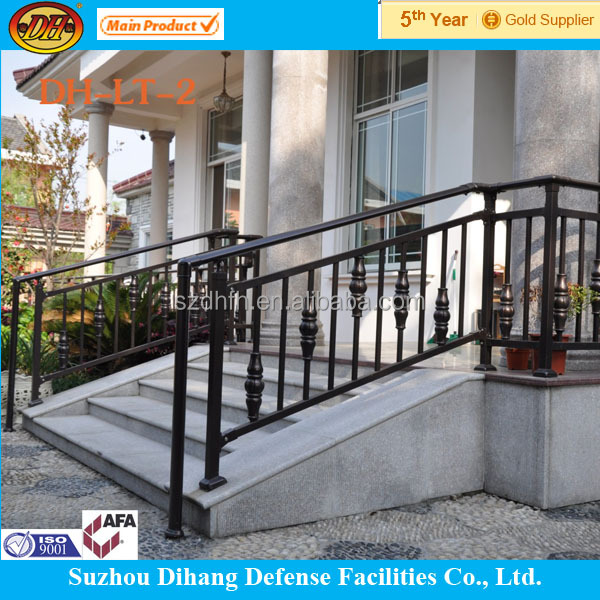 wrought iron handrails for outdoor steps buy handrail