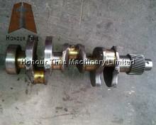 PC30 Excavator crankshaft for 3D84/3D84-3 used original Engine crankshaft