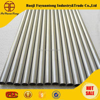 industrial use gr9 seamless titanium tube