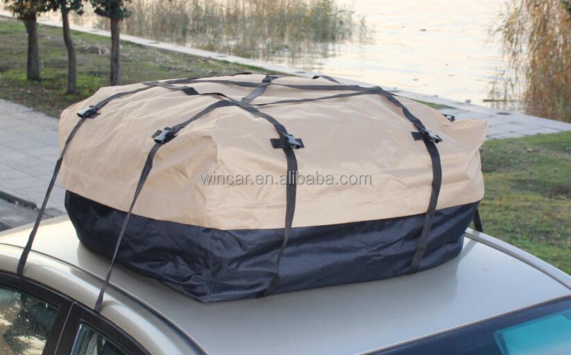 4wd hors route galerie de toit souple sac tanche sac bagages voiture de haut sac autres. Black Bedroom Furniture Sets. Home Design Ideas