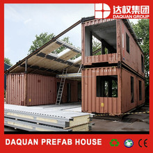 For toilet,dormitories,kitchen,office,store use prefab shipping steel structure container house