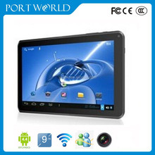 8gb Dual Camera 9 Inch Dual Core Touch Screen Tablet