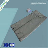 3 zone far infrared sauna thermal blanket for weight loss