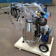 Vacuum Pump Milking Machine for Goats