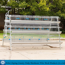 A type cage for growing broiler / used poultry battery cages for sales