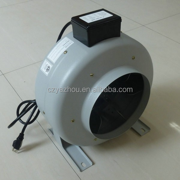 Centrifugal Duct Fan : Inline duct centrifugal fan quot buy