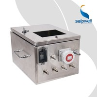Stainless Steel Electrical Control Junction box/ Enclosure