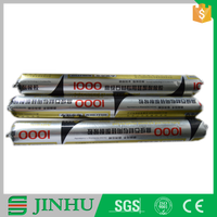 Weatherproof Competitive price Heat resistant silicone adhesive for metal