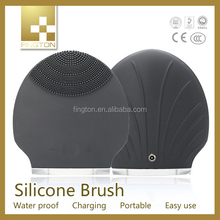 Korean hot sale cosmetics silicone facial cleansing brush