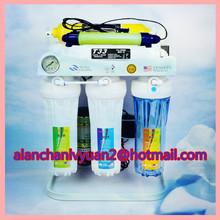 reverse osmosis pure water filter/sterilight uv