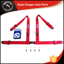 buy wholesale from China Auto Racing 3 inch 4-Point Buckle Racing Harness,bride seat harness