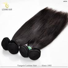 Big Stock 1#1B# Black Women's Fashion Premium Wholesale Virgin Brazilian Natural Straight Hair