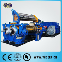 High tech two rolls rubber mixing mill