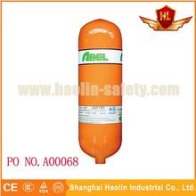 CE carbon fiber gas cylinder
