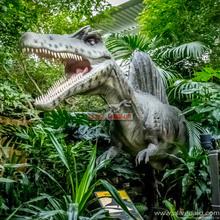 dinosaurio simulación