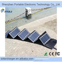 60W Adhesive Thin Film Flexible Solar Panel , 120V Solar Panel