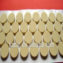 high adhesive backed foam sheet eva foam adhesive pads/dots with own factory