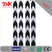 OEM crystal sandal or diamond slipper rhinestone strip in adhesive sticker