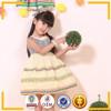 Apricot Nice summer dress pakistani children frocks designs