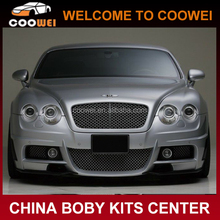 Fiberglass Body Kit for Bentley 2004-2011 Continental GT GTC Wald Style WD body kit for bently