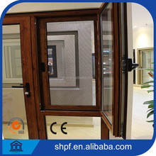 90 SERIES cheap aluminum large awning window/Aluminum window, aluminum alloy profile for casement windows with doubel glazing