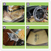 manufacturer low price disposable plastic car seat cover/ pe car seat cover