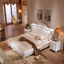 royal white french provincial bedroom furniture bed