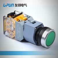 china supplier LED elevator push button switch 22mm LA130-22B2 UPUN CCC