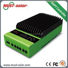 Best MPPPT 60Amp 12VDC/24VDC/36VDC/48VDC solar charge controller