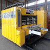 TB automatic flexo printing slotting and die cutting machine corrugated carton box making machine