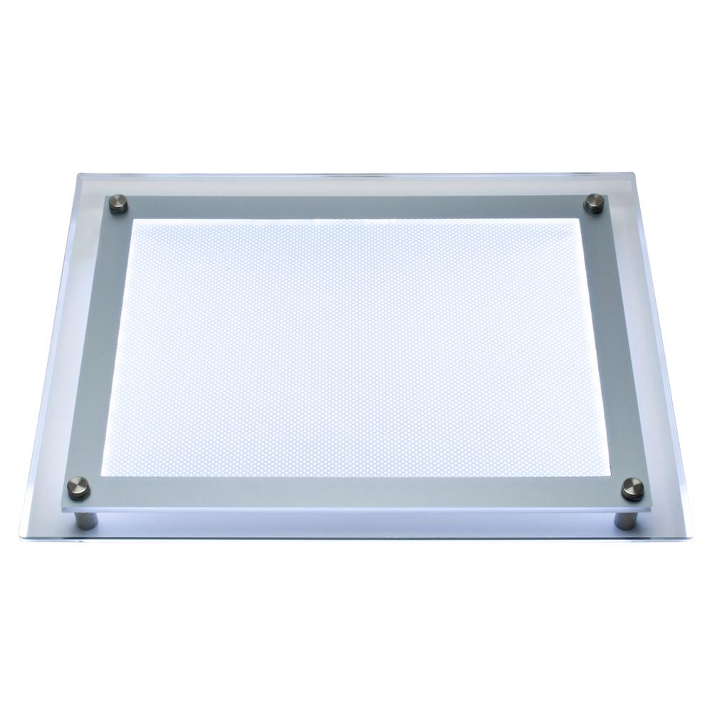 custom size acrylic advertising light box light frame/light box advertising/led slim light box wholesale