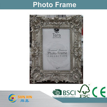 standing and wall wood photo frame