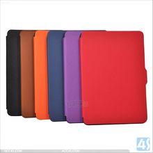 Kindle Paperwhite Vintage Flip Magnetic Leather Case, for kindle paperwhite waterproof case