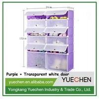 China wholesale diy luxury wall closet bedroom shoe rack