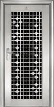 Customized china manufacturer kerala steel door