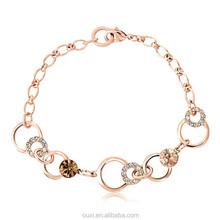 Wholesale female crystal bracelet Made With Swarovski Elements Jewelry 30117