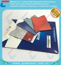 5 Credit Card Blocking Sleeve Set