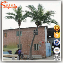 You are welcome to customize artificial coconut tree make decorative metal palm trees palm trees for sale