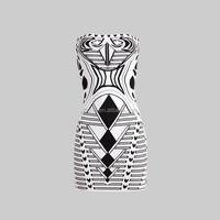 black and white striped evening dress plus size strapless printed stripe dress