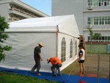 300 people guangzhou aluminum tenda made in China