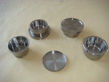 sintered welding tungsten crucibles for melting glass
