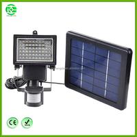 Motion sensor Solar led outdoor security light outdoor motion light