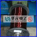 alambre de aluminio esmaltado