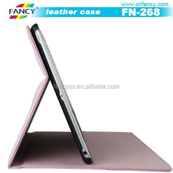 popular PU leather flip tablet PC case for Ipad air/mini
