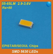 Hot selling 5730 SMD LED!!!diode polarity