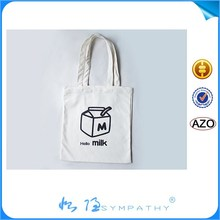 Cheap Popular Selling Eco Friendly Cotton Shopping Bag Canvas Bag OEM Welcomed