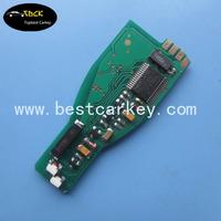 Topbest 3 button 433 mhz smart key for mercedes benz nec key programmer